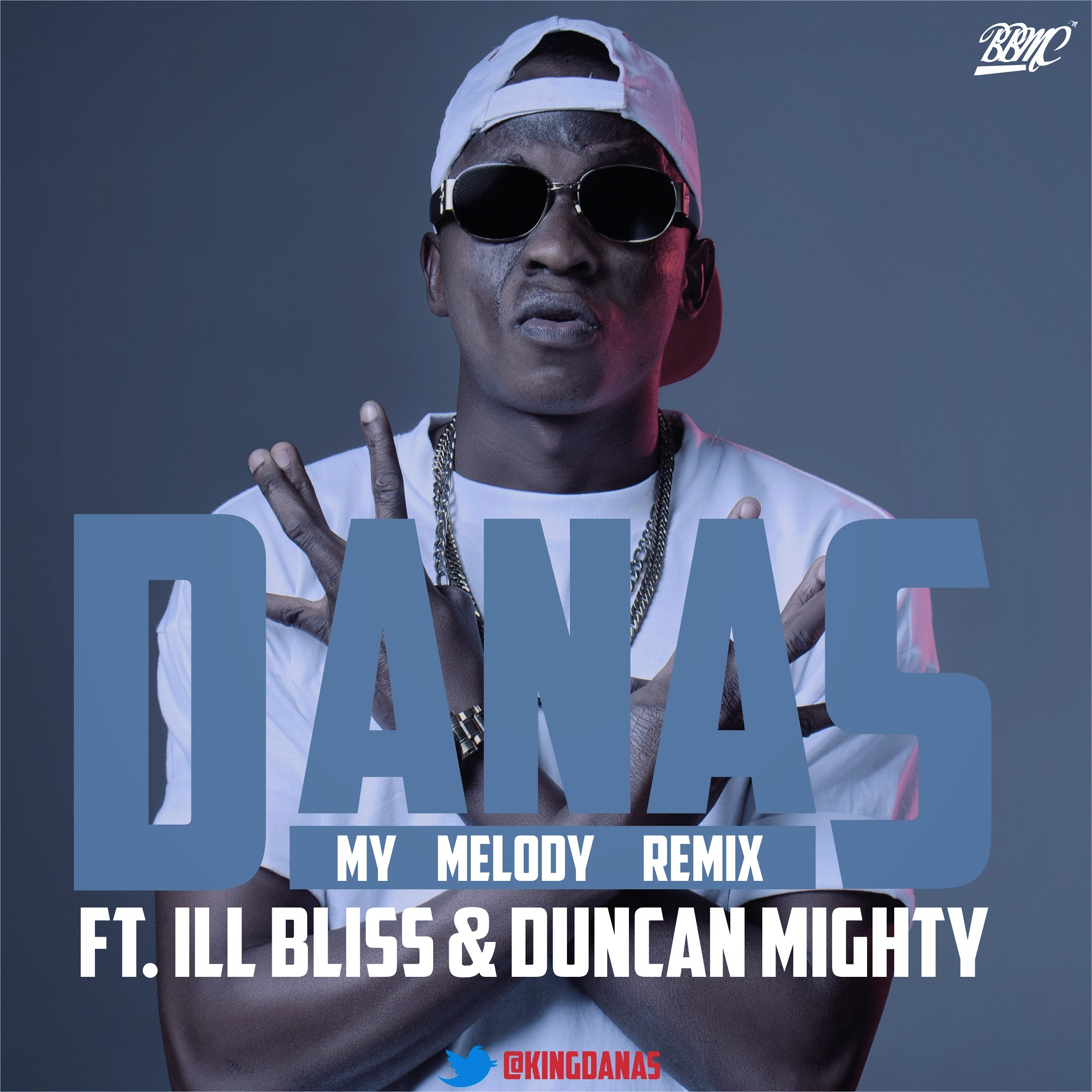 Danas - My Melody (Remix) ft  Ill Bliss & Duncan Mighty « tooXclusive