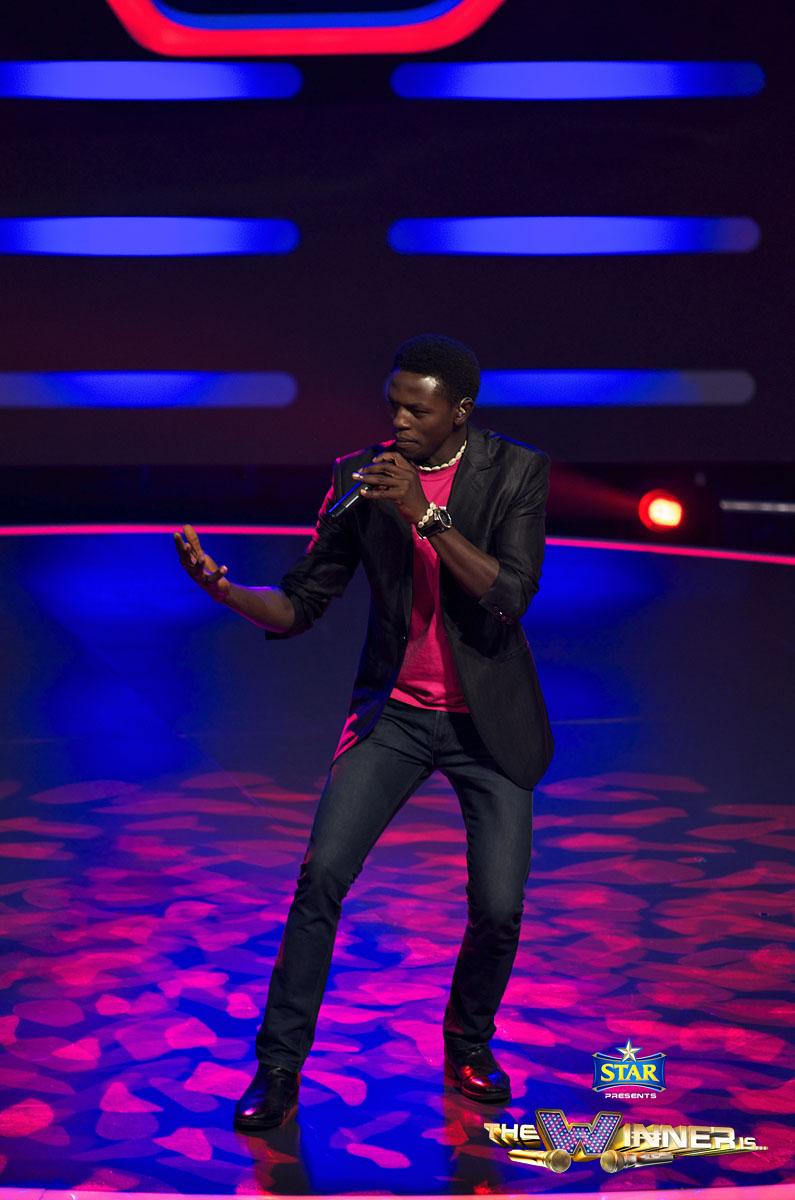Daniel Buba Performing