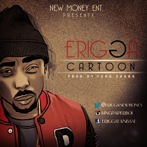 Erigga - Cartoon-Art-tooXclusive.com