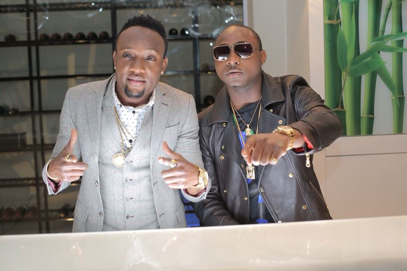 Kcee - Ogaranya ft. Davido [Video Shoot]