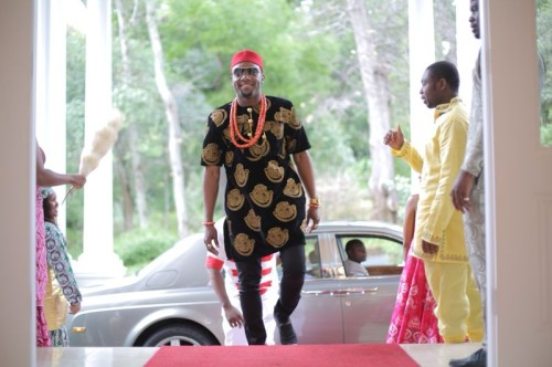 Kcee - Ogaranya ft. Davido [Video Shoot]1