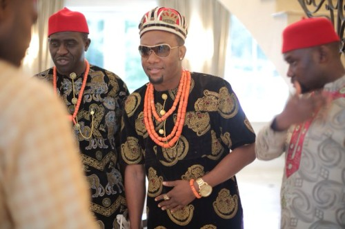 Kcee - Ogaranya ft. Davido [Video Shoot]10