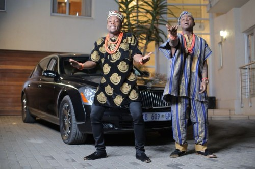 Kcee - Ogaranya ft. Davido [Video Shoot]2
