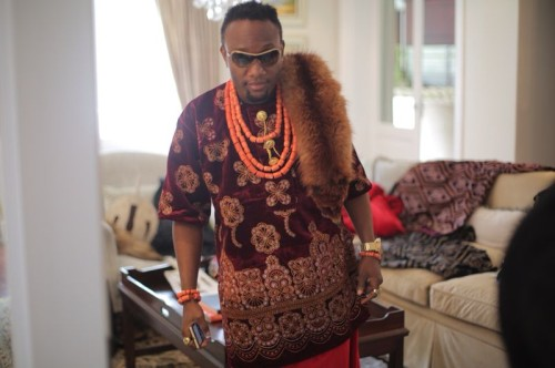 Kcee - Ogaranya ft. Davido [Video Shoot]4