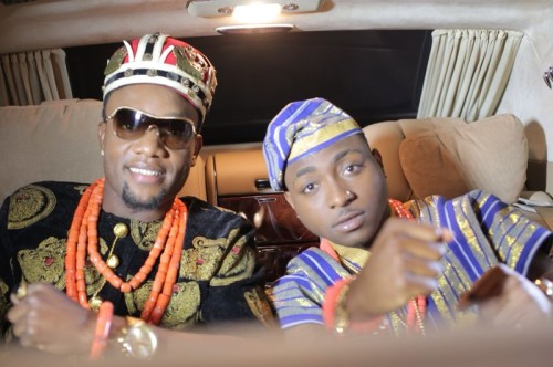 Kcee - Ogaranya ft. Davido [Video Shoot]6
