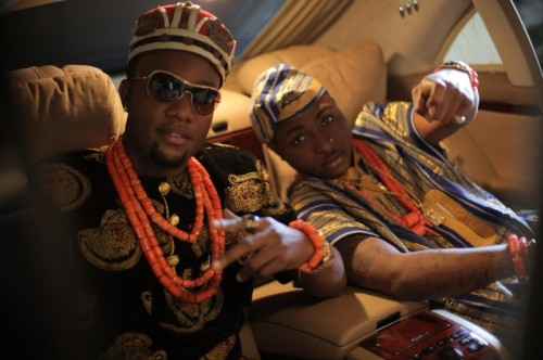 Kcee - Ogaranya ft. Davido [Video Shoot]8