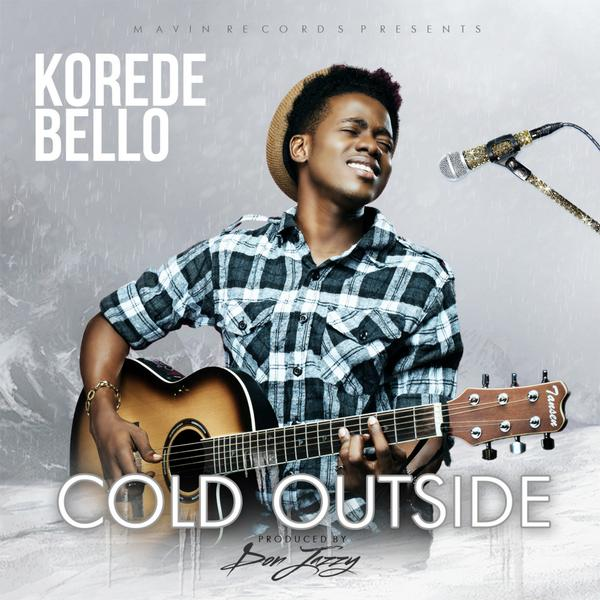 Korede Bello - Cold Outside-Art-tooXclusive.com