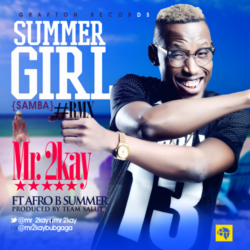 Mr 2kay - Summer-Girl (Remix)-Art_tooXclusive.com