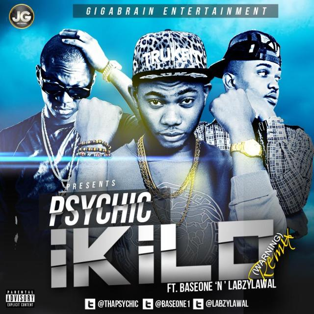 Psychic - Ikilo (Remix)-Art-tooXclusive.com