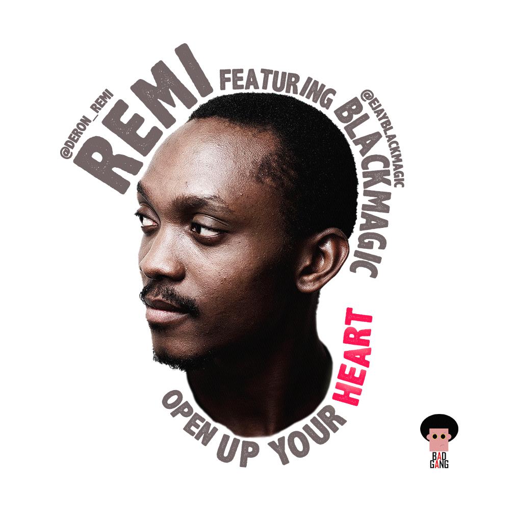 Remi - Open Up Your Heart ft. BlackMagic-Art-tooXclusive.com