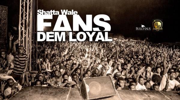 Shatta Wale - Fans Dem Loyal (Chris Brown Cover)-Art-tooXclusive.com
