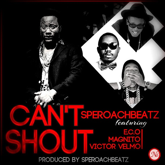 SperoachBeatz - Can't Shout-Art-tooXclusive.com