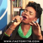 VIDEO: Yemi Alade's Freestyle & Face-Off Interview on Factory78