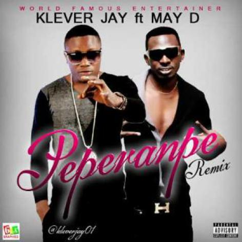 Klever J  - Peperenpe (Remix) ft May D image