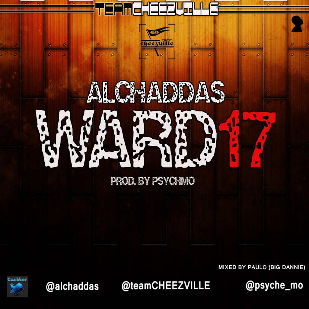 Al'Chaddas - WARD 17 [prod. by PsychMo] Artwork