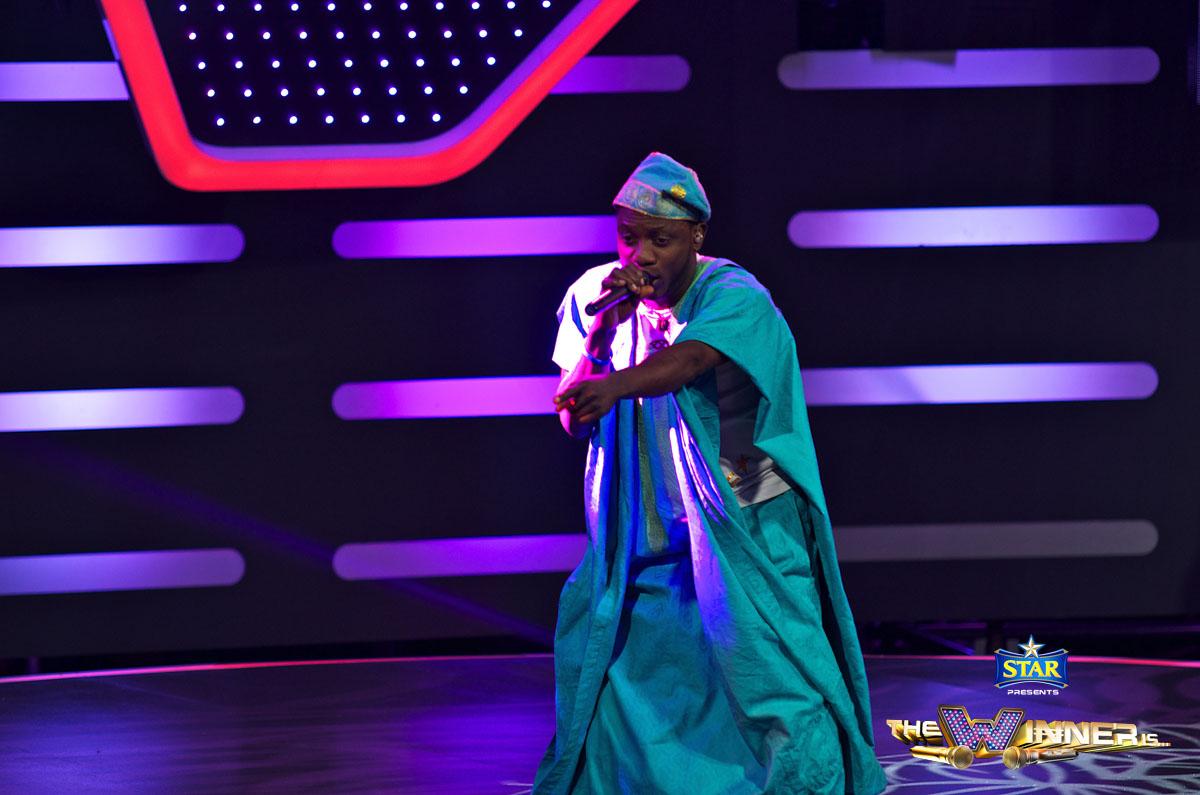 Damilare Anifowoshe, Fuji contestant