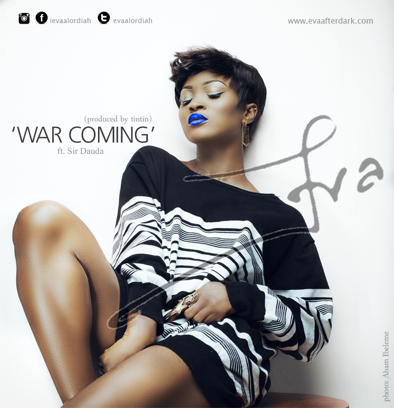 Eva War Coming Art tooXclusive.com