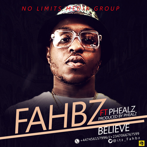 Fahbz - Believe-Art