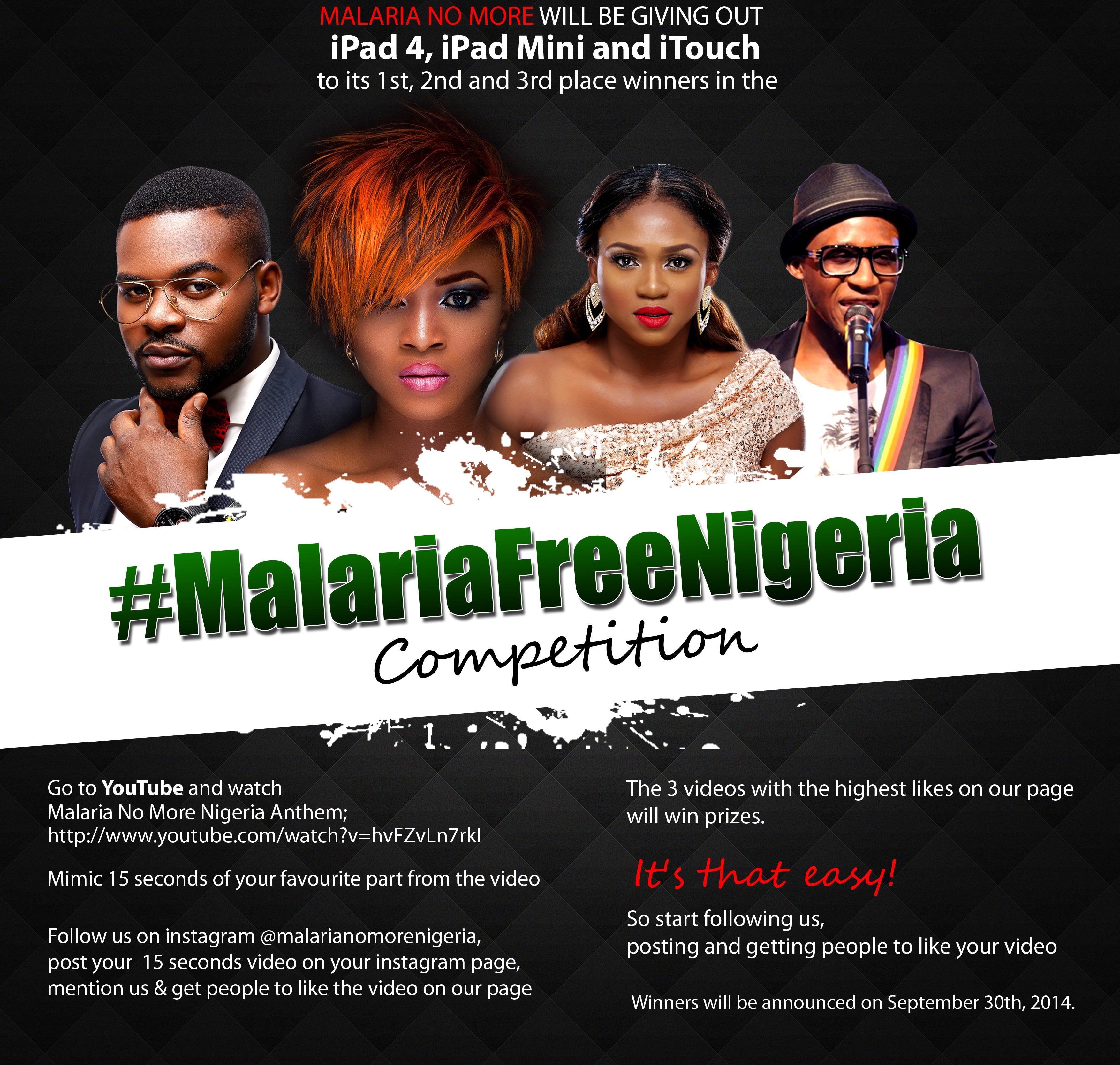 MALARIA FREE NIGERIA Competition