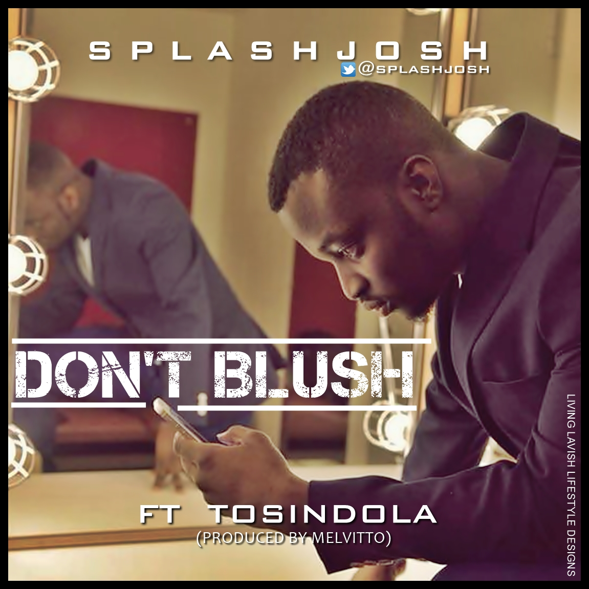 SplashJosh-Artwork-Dont-Blush