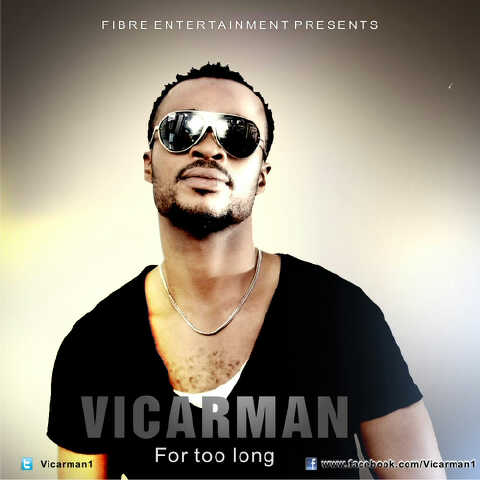 Vicarman - For Too Long-Art