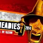 THE HEADIES 2014 – NOMINEES LIST