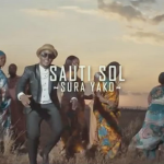 VIDEO: SAUTI SOL- Sura Yako