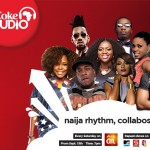 FLAVOUR CHASES VICTORIA KIMANI, UNKNOWN DJ SPOOKS BURNA BOY AS #COKESTUDIOAFRICA SEASON 2 PREMIERES