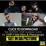 VVIP – Selfie remix (Radio) ft Idris Elba & Phyno
