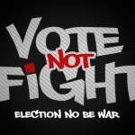 2face – Vote Not Fight