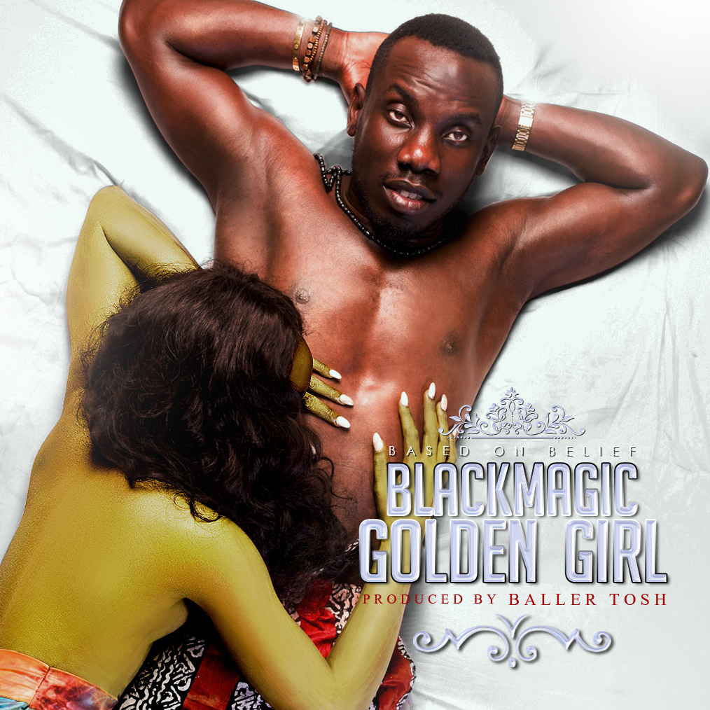 BlackMagic - Golden Girl-Art-tooXclusive.com