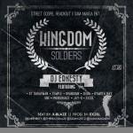 DJ Ernesty – Kingdom Soldiers ft. Gt Da Rapman, Exzel, Temple, Grandsun, Seiba, Rymsta Ray, 565, Pheroshauz, Jay-R