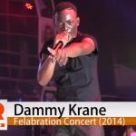 VIDEO: Watch Dammy Krane, Modenine, Wizboyy, Orezi, Harrysong, Kcee & More Perform At Felabration 2014