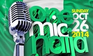 One-Mic-Naija