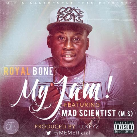 Royal Bone - My Jam ft. Mad Scientist-Art