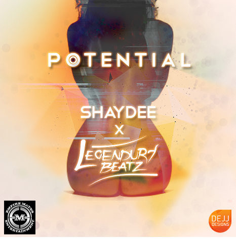 Shaydee - Potential Freestyle-Artwork