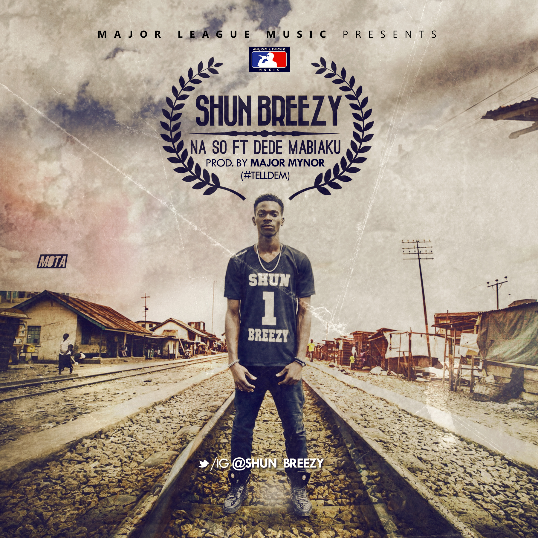 Shun Breezy-Na So-Art [Front]