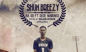 Shun Breezy-Na So-Art [Front]