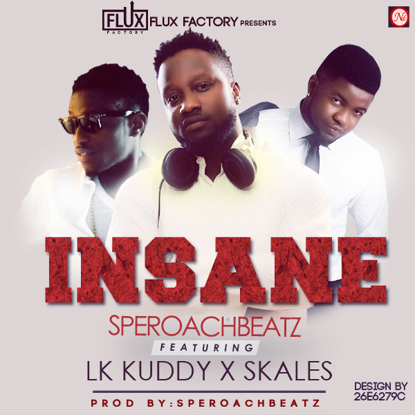 SperoachBeatz - Insane ft. LK Kuddy & Skales-Art