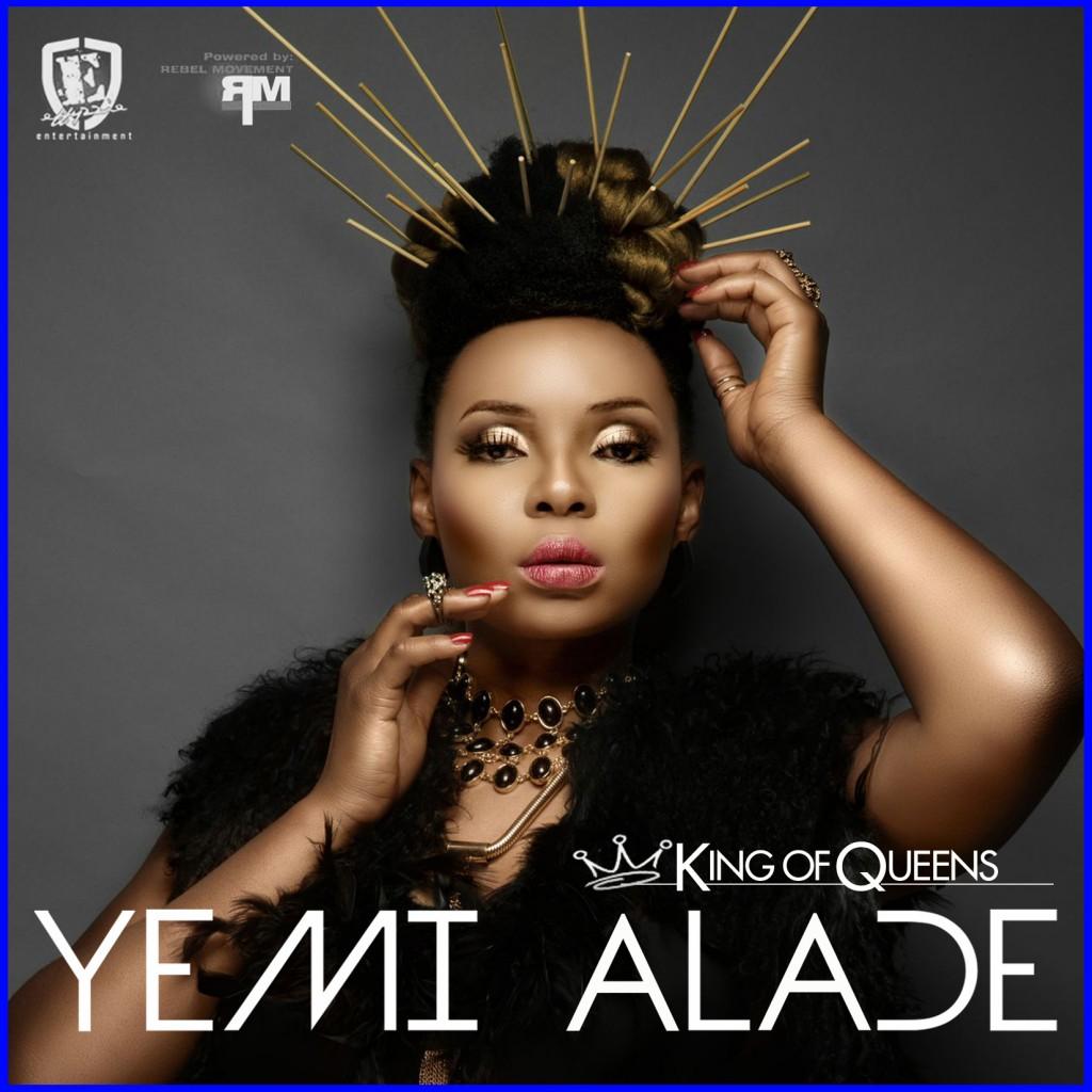 Yemi Alade - King Of Queens [Album Art Front]
