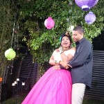 Yemi Alade – Kissing (B-T-S Photos)