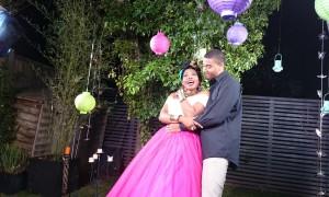 Yemi Alade - Kissing [B-T-S] 3