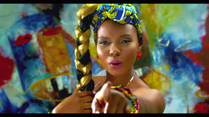 Yemi Alade - Kissing [Screenshot]