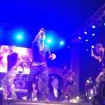 "VIDEO: Davido & Diamond Perform ""Number One"" At the 2014 Serengeti Concert"