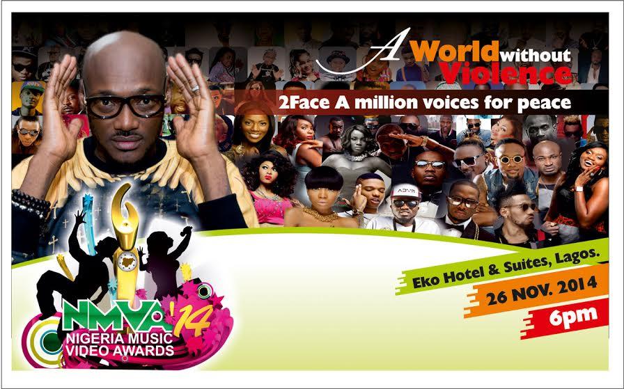 unnamed 2 THE NIGERIA MUSIC VIDEO AWARDS (NMVA) 2014 NOMINEES LISTNMVA