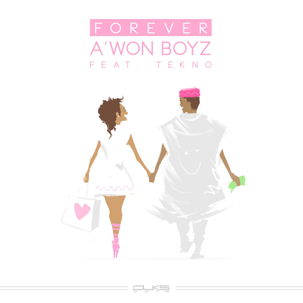 A'won Boyz - Forever ft. Tekno-Art-tooXclusive.com