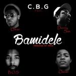 C.BG. – Bamidele ft. Omar, B.O.S , Danny Sax, Oscar