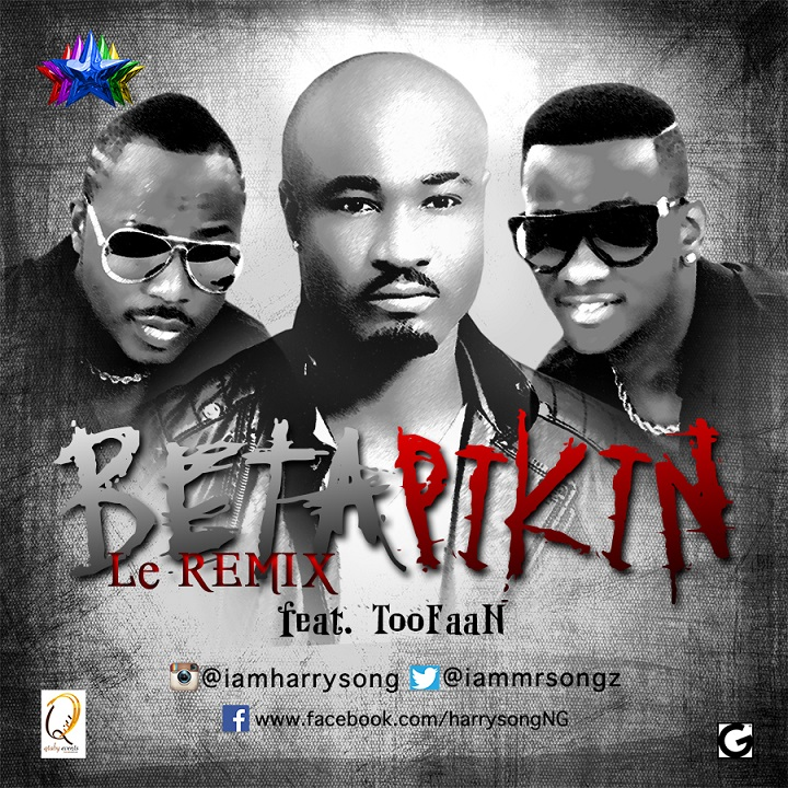 Beta Pikin Remix ft Toofaan French