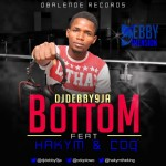 DJ Debby – Bottom ft. Hakym, CDQ