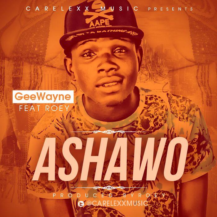 Gee Wayne - Ashawo-Art